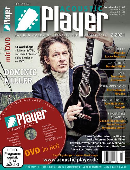 Acoustic Player, Ausgabe 2-2021