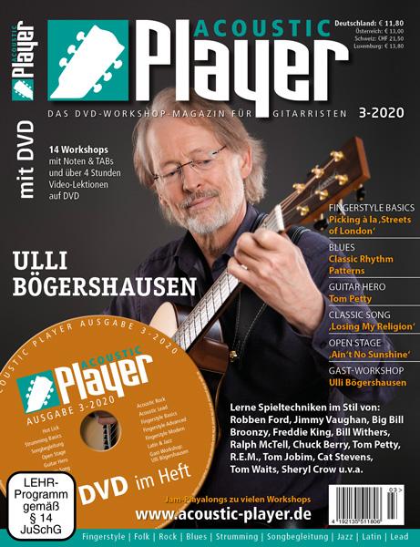Acoustic Player, Ausgabe 3-2020
