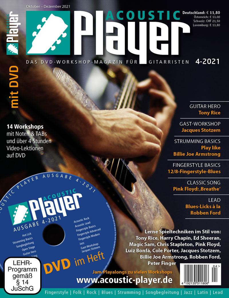 Acoustic Player, Ausgabe 4-2021