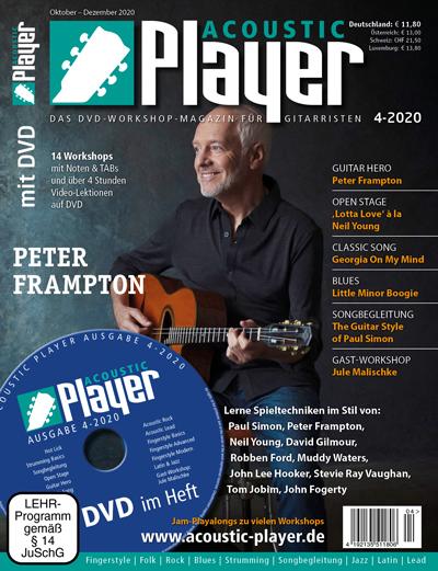 ACOUSTIC PLAYER, Ausgabe 4-2020
